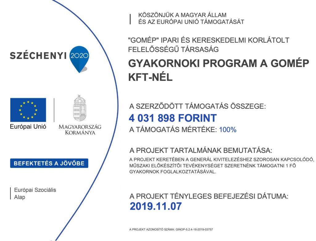projekttabla 2020 ESZA fekvo A3